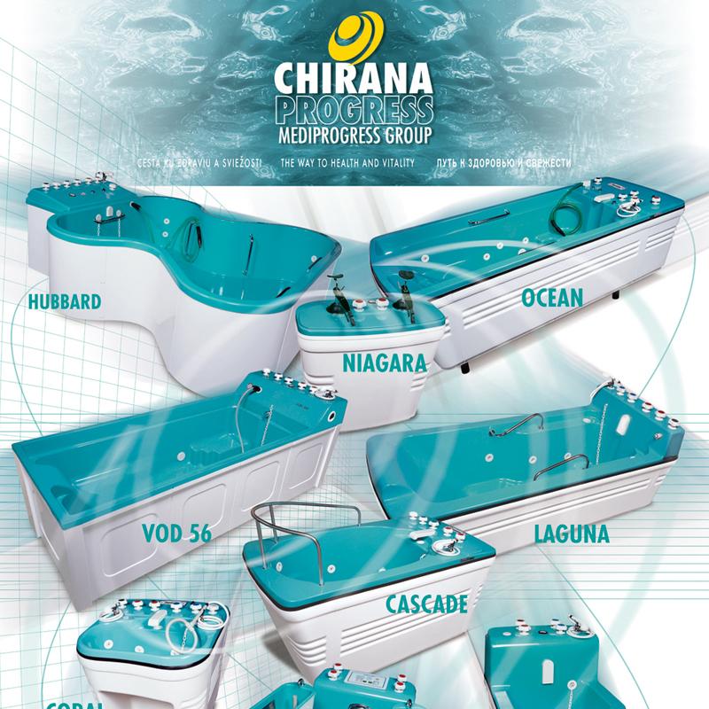 Chirana Progress